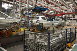 Case Study: Reduction in Back Injuries and Associated Costs in Automotive Plant
