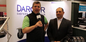 2015 Applied Ergonomics Conference - Interview with Darcor Ergonomic Mobility Expert, Lui Dilauro