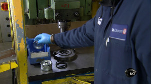 Discovery Science Features Darcor Casters on