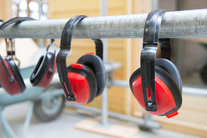 noise pollution casters workplace ergonomics