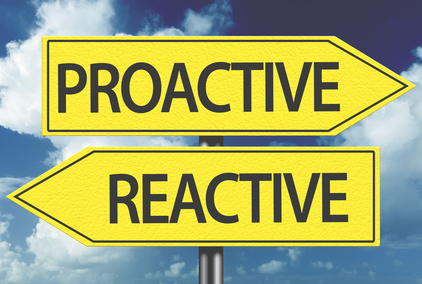 proactive ergonomics vs reactive ergonomics