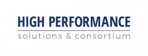 high performance solutions and consortium logo