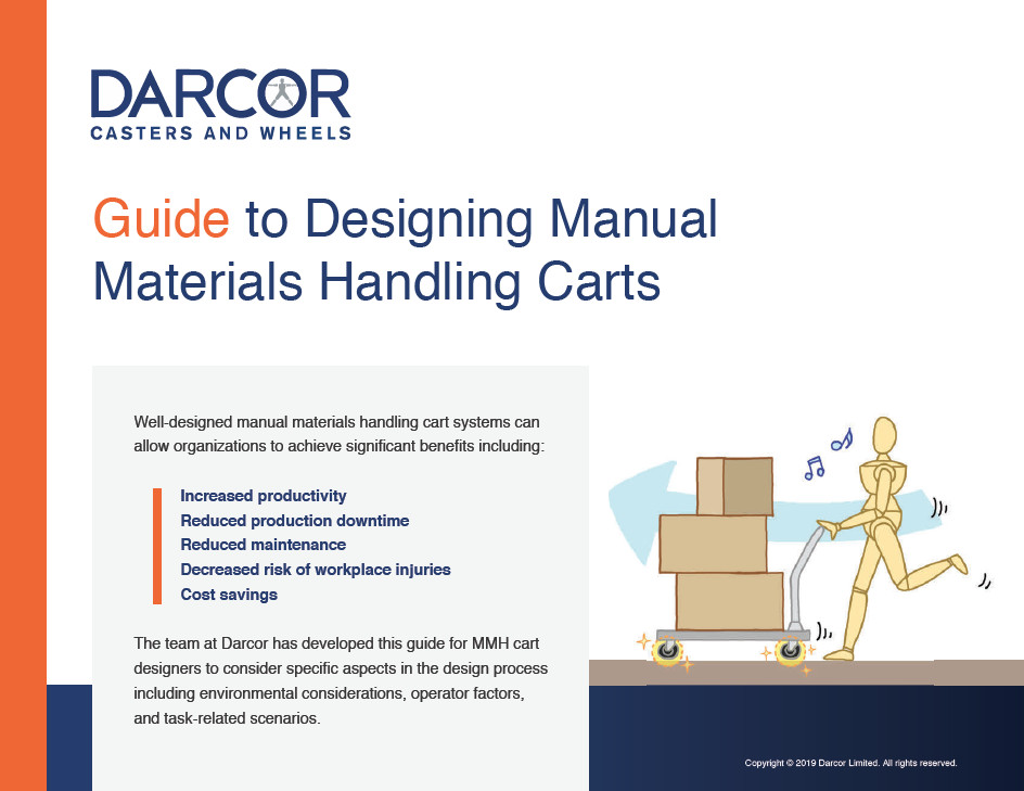 guide to designing manual materials handling carts darcor